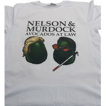 Camisa/camiseta/blusa - Demolidor - Avocados At Law - Marvel