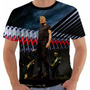 Camisa Camiseta Pink Floyd Roger Waters The Wall 5