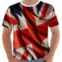 Camiseta Reino Unido Uk Union Jack Inglaterra British 6