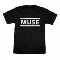 Camisa Banda Muse - Camiseta Rock