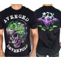 Camiseta De Banda - Avenged Sevenfold - Consulado Do Rock