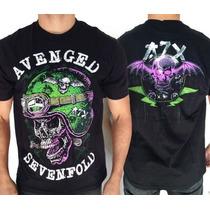 Camiseta De Banda - Avenged Sevenfold - Consulado Do Rock