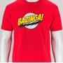 Camisa Bazinga Sheldon The Big Bang Theory