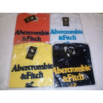 Camiseta Hollister E Abercrombie Pronta Entrega !