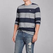 Blusa Camisa Frio Abercrombie & Fitch Xgg Masculina Original