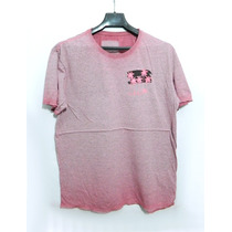 Mh Multimarcas - Camiseta Mr. Kitsch Nova E Original 50% Off