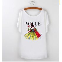 Blusa Style Branca De Neve