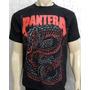 Camiseta De Banda - Pantera - Modelo 2