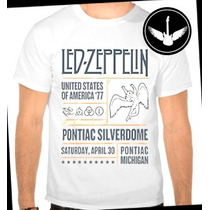 Camiseta Led Zeppelin Baby Look Regata Banda Rock Blusa