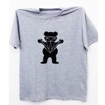 Camisetas Diamond Supply Grizzly - Qualidade Top!