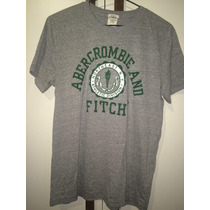 Camiseta Abercrombie & Fitch - Original - Masculina