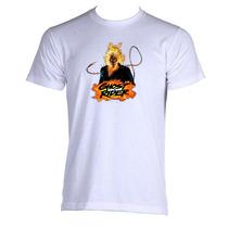 Camiseta Adulto Unissex Motoqueiro Fantasma Ghost Rider 10