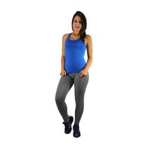 Camiseta Feminina Academia Ginástica Regata Blusa Fitness