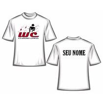 Camiseta Dj Wagner Com Seu Nome Tradicional Oubabylook