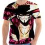 Camiseta Camisa Masculina Otaku Anime Serie - One Piece 07