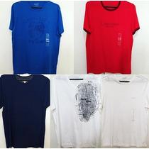Blusas Camisa Calvin Klein Masculina Promoção 100% Original