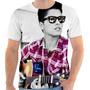 Camiseta Camisa Bruno Mars Personalizada Sublimaçao.