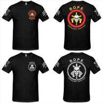 Camiseta Tam Grande Filme Tropa De Elite (bope) - Plus Size