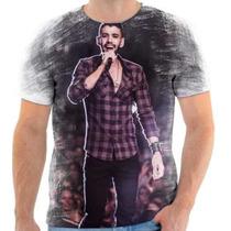 Camiseta Do Gustavo Lima,sertanejo,estampada 3