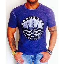 Camisetas Sergio K - Osklen - John John - 100% Original