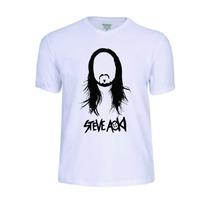 Camisas Camiseta Steve Aoki Dj Serato Pioneer Traktor Banda
