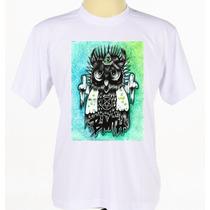 Camisa Camiseta Estampada Banda Rock Bring Me The Horizon