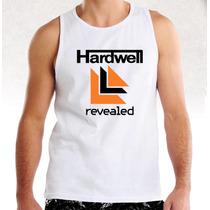 Camiseta Masculina Regata Dj Hardwell