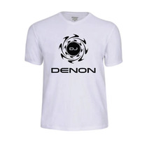 Camisas Camiseta Personalizadas Para Dj Pioneer Serato Denon