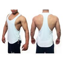 Camiseta Regata Cavada - Lisa - Fitness - Carmoni Confecções