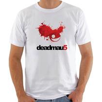 Camisas Camiseta Pro Dj Run Dmc Hardwell Armin Deadmau5 Rane