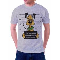 Camisa Camiseta Swag Pluto Thug Estilo Thug Nine Knulu