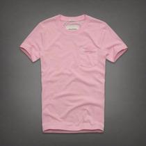 Camiseta Hollister Abercrombie Fitch Ja No Brasil