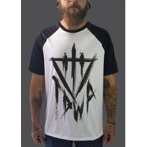 Raglan The Devil Wears Prada Camisetas Moletom Bandas Rock