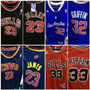 Regata Camisa Nba Jordan Bulls Los Angeles Pippen Griffin