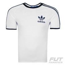 Camiseta Adidas Sport Essentials Originals Branca