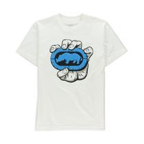 Ecko Unltd. Masculino Em Mão Gráfico T-camisa