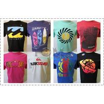 Kit Com 10 Camisetas Multimarcas Atacado Frete Gratis