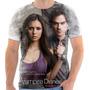 Camiseta The Vampire Diaries Personalizada Estampada 2