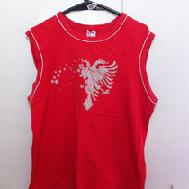 Camiseta Regata Cavalera Avrai Fashion Original Av7 Verão Dg