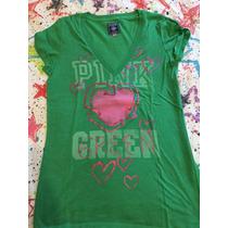 Camiseta Victoria Secrets Pink Original Feminina