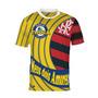 Camisa Meus Dois Amores - Unidos Da Tijuca E Flamengo