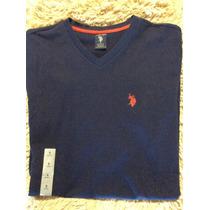 Camiseta Raulph Lauren Original Gola V Original