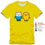 Camiseta Marceline Finn Jake Hora De Aventura