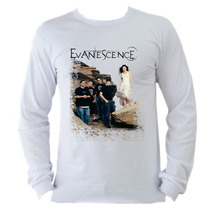Camiseta Manga Longa Adulto Amy Lee Evanescence 02