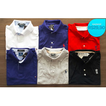 Camisa Polo Hollister | Tommy | Ralph Lauren | Abercrombie