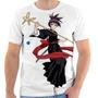 Camiseta Camisa Masculina Anime Otaku - Bleach 08