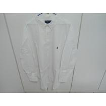 Linda Camisa Polo By Ralph Lauren Tam L / G 16/35