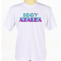 Camiseta Camisa Estampada Personalizada Rapper Iggy Azalea
