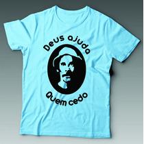 Camiseta Seu Madruga Turma Do Chaves Personalizada