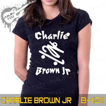 Baby Look Charlie Brown Jr Acdc Of A Down Avenged Metallica